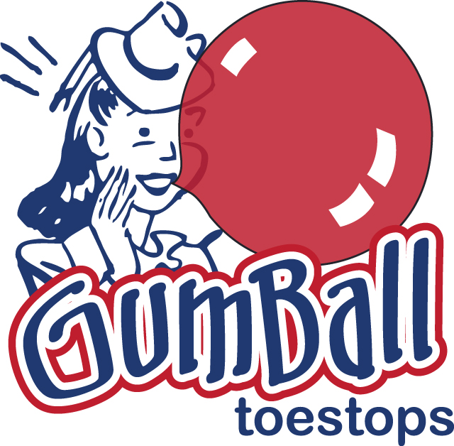 Gumball Toe Stops Frederick MD Maryland